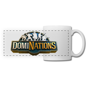 DomiNations Mug - white