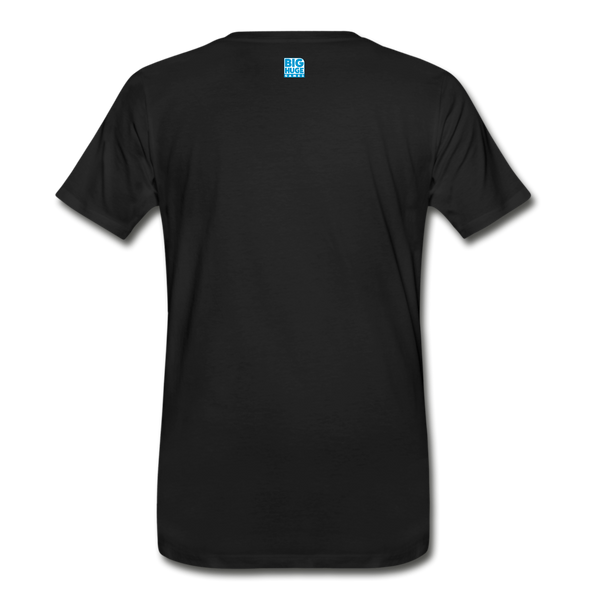 Men's DomiNations Small Logo T-Shirt - black