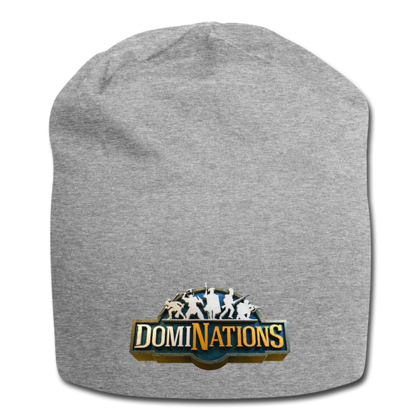 DomiNations Beanie - heather gray