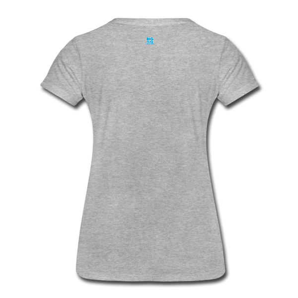 Women's 5 Star DomiNations T-Shirt - heather gray
