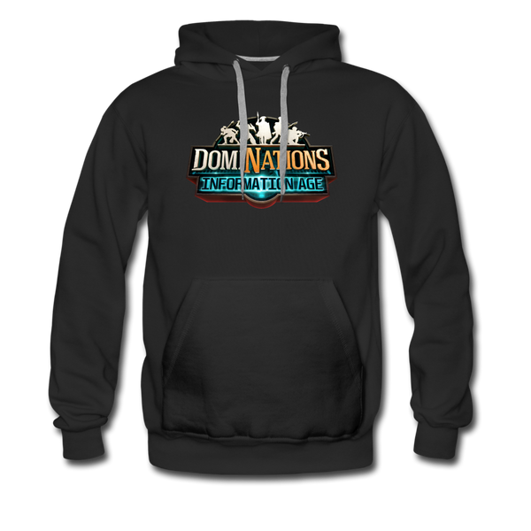 Men's DomiNations Information Age Hoodie - black