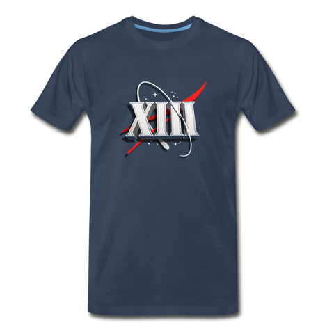 Men's DomiNations Space Age T-Shirt - navy