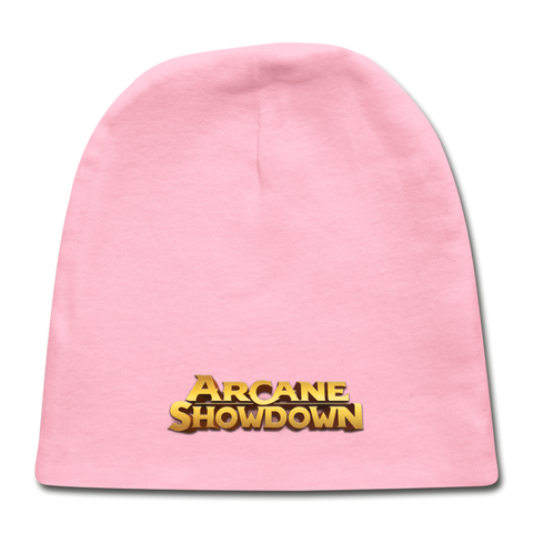 Arcane Showdown Baby Cap - light pink