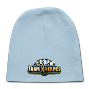 DomiNations Baby Cap - light blue