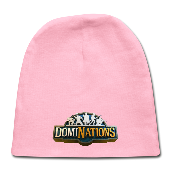 DomiNations Baby Cap - light pink