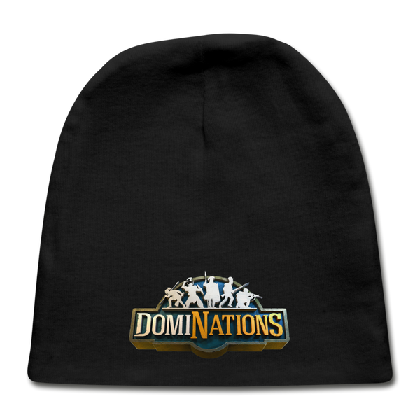 DomiNations Baby Cap - black
