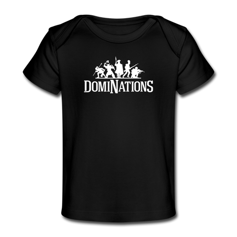 Baby DomiNations T-Shirt - black