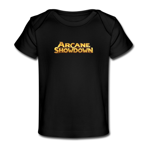 Baby Arcane Showdown T-Shirt - black