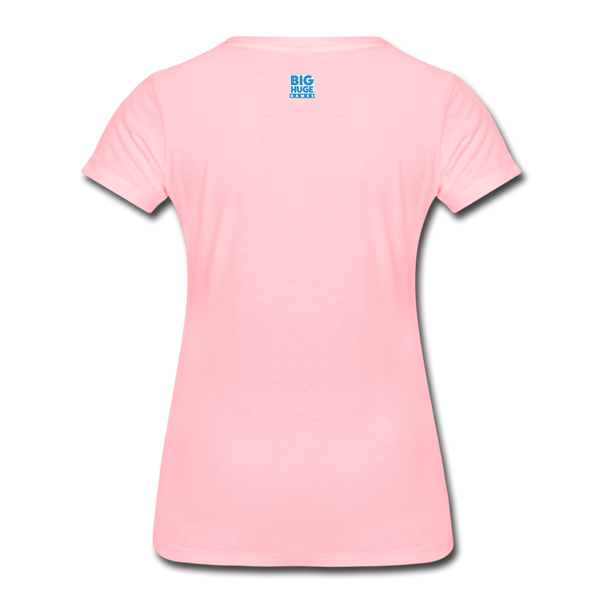 Women's Arcane Showdown Big Logo T-Shirt - pink