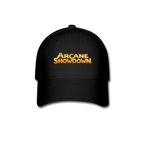 Arcane Showdown Hat - black