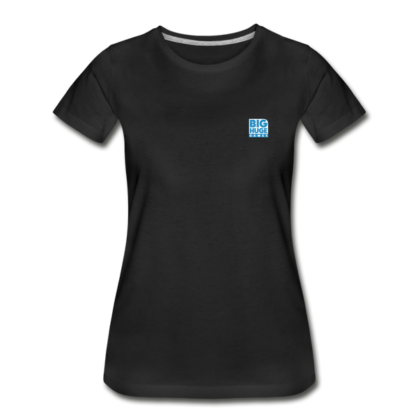 Women's BHG T-Shirt - black