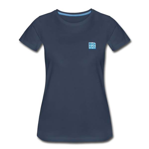 Women's BHG T-Shirt - navy