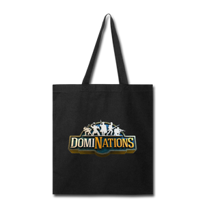 DomiNations Tote Bag - black