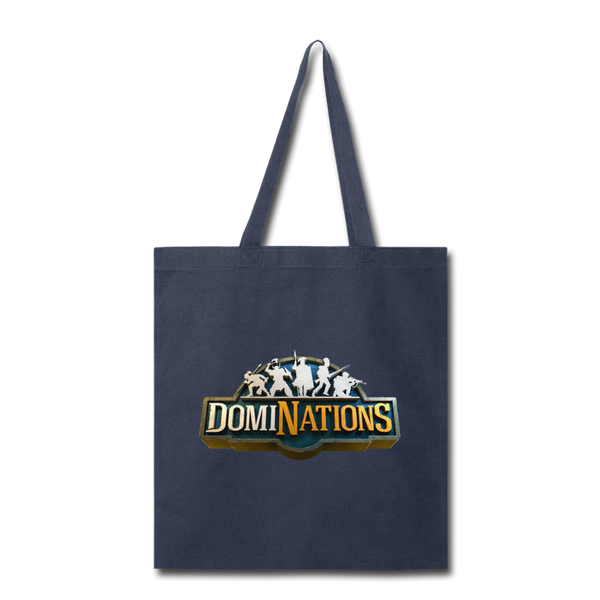 DomiNations Tote Bag - navy