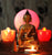 PNF Craft Brass Medicine Buddha Statue with Sacred Kalash