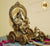 PNF Craft Lord Ganesha Savari on Rat Showpiece