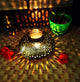 PNF Craft Rajasthani Life Style Metal Degchi Tea Light Candle Holder