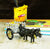PNF Craft Brass Antique Finish Bullock Cart
