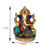 PNF Craft Decorative Brass Ganesha Idol