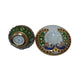 PNF Craft  Handcrafted Meenakari Work Decorative Office Table Marble Ball Shape Watch