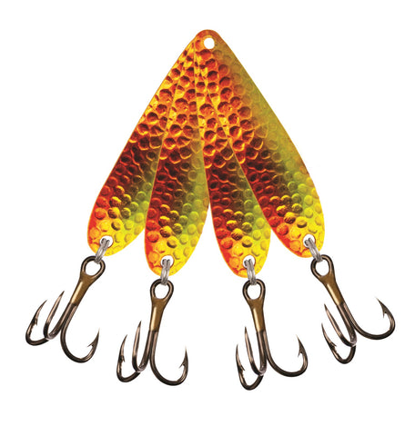 Drag-N Lures trolling spoons - Dragon Breath (4-pack)