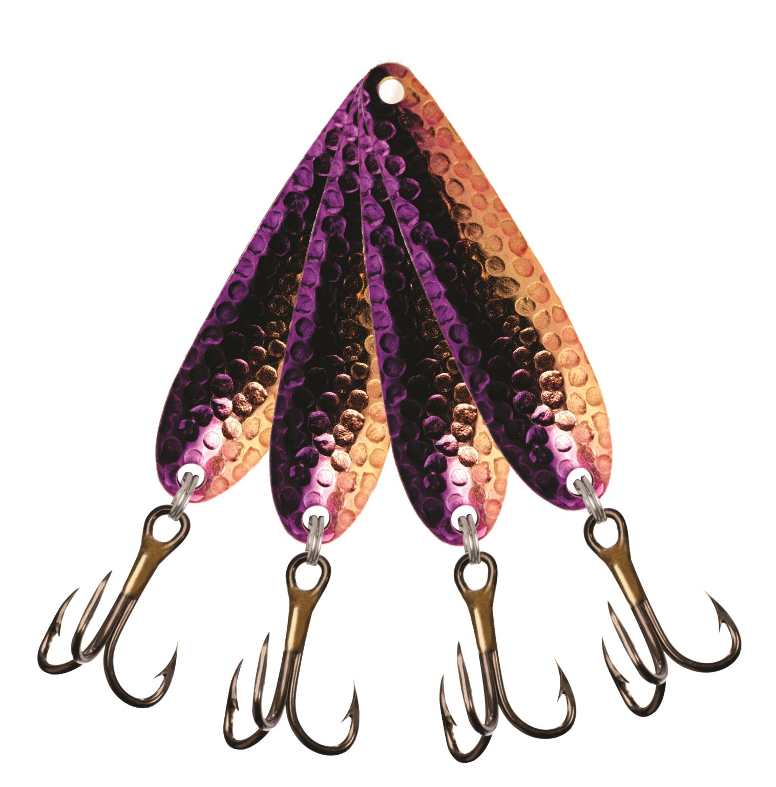 Drag-N Lures trolling spoons - Infection (4-pack)