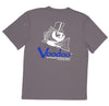 SALE - Voodoo Performance T-shirt (gray) short sleeve