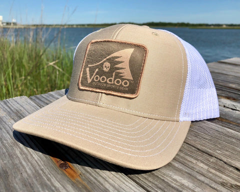 Mesh-back Patch Hat (sand)