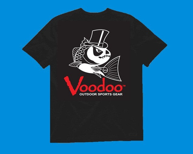 SALE  -  Voodoo T-Shirt (black) short sleeve