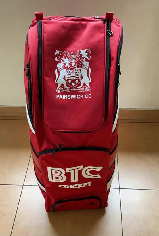 BTC Club Customised Large Duffle Bag