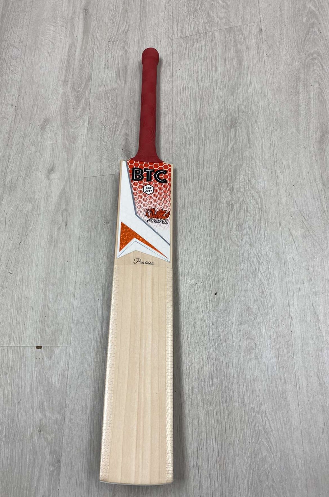 BTC Wales Precision Harrow Bat 1