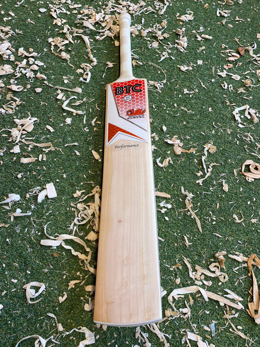 BTC Wales Performance Bat 4