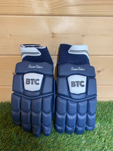 Load image into Gallery viewer, BTC Limited Edition Navy Blue Batting Gloves