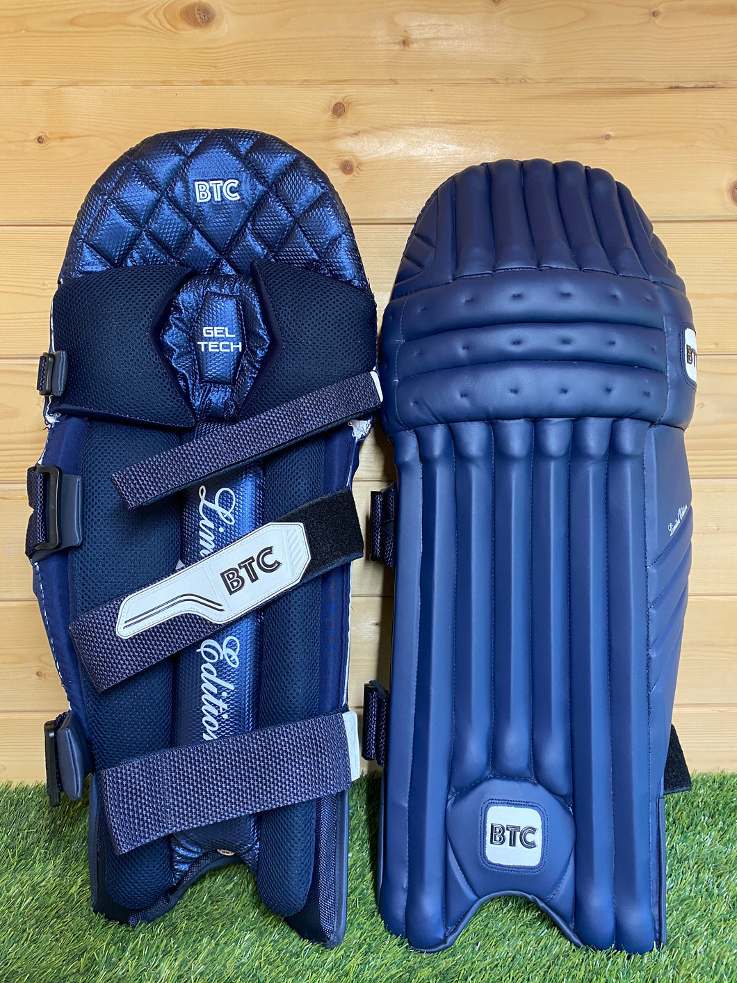 BTC Limited Edition Navy Blue Pads