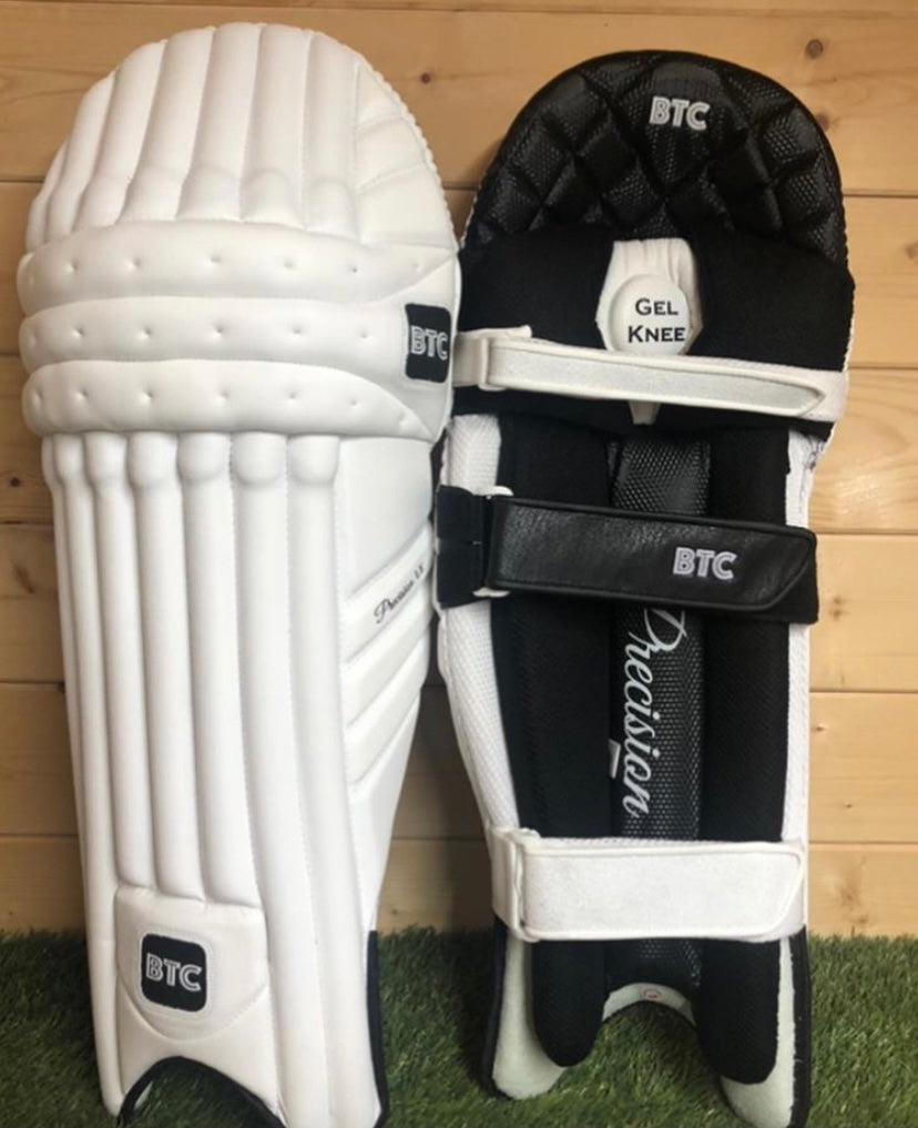 BTC Precision LE Batting Pads & Gloves