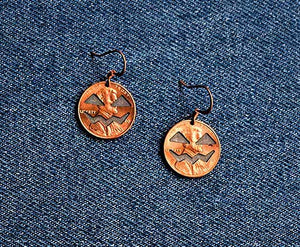 Jack-O-Earrings