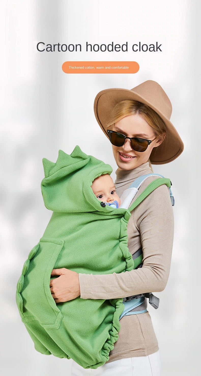 Multi-functional Baby Carrier Cover 1