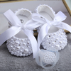 Handmade Pearl Shoes + Pacifier - MonkeyPiggy