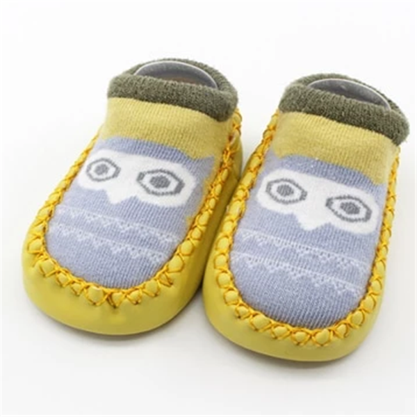 Baby Floor Socks | 3-12M - MonkeyPiggy