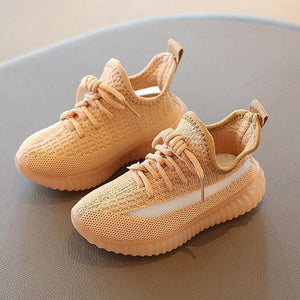 Mesh Casual Sneakers - MonkeyPiggy