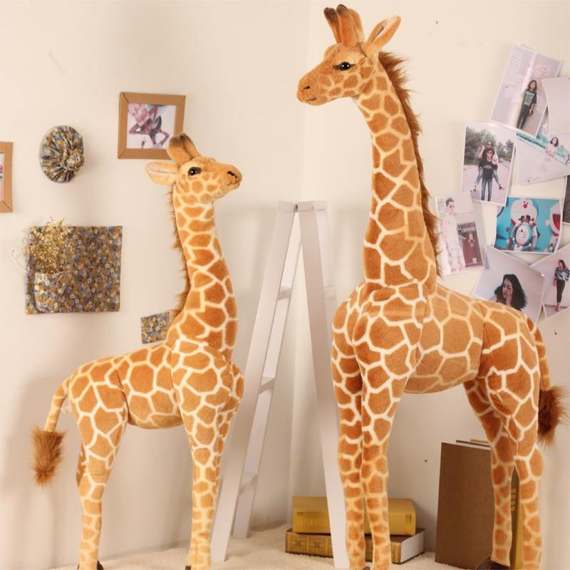 Giant Giraffe Plush Dolls - MonkeyPiggy