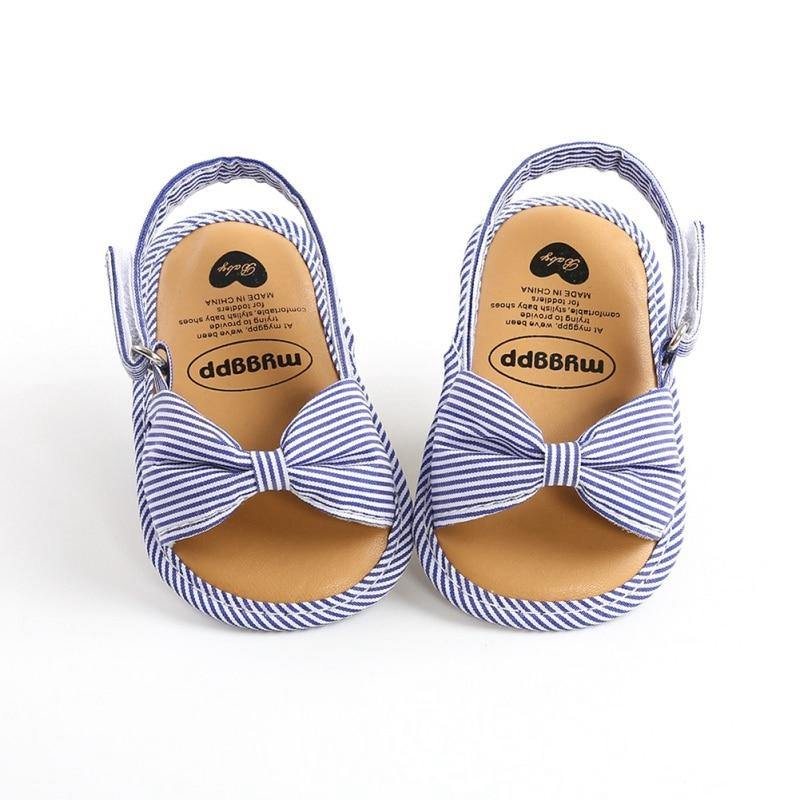 Bowknot Sandals | 0-18M - MonkeyPiggy