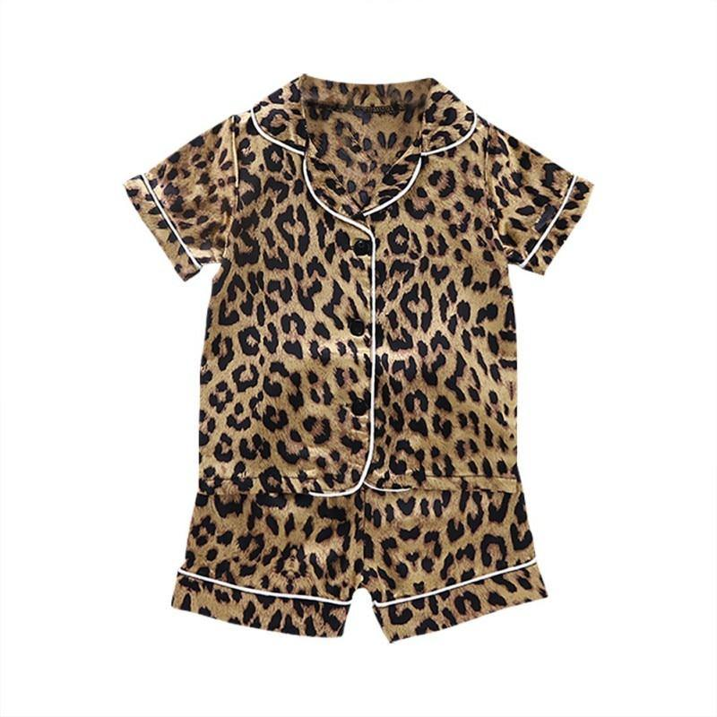 Summer Pajama Set | 1-6Y - MonkeyPiggy