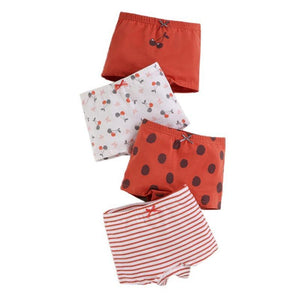 Girl Cotton Underwear Set | 2-10Y - MonkeyPiggy
