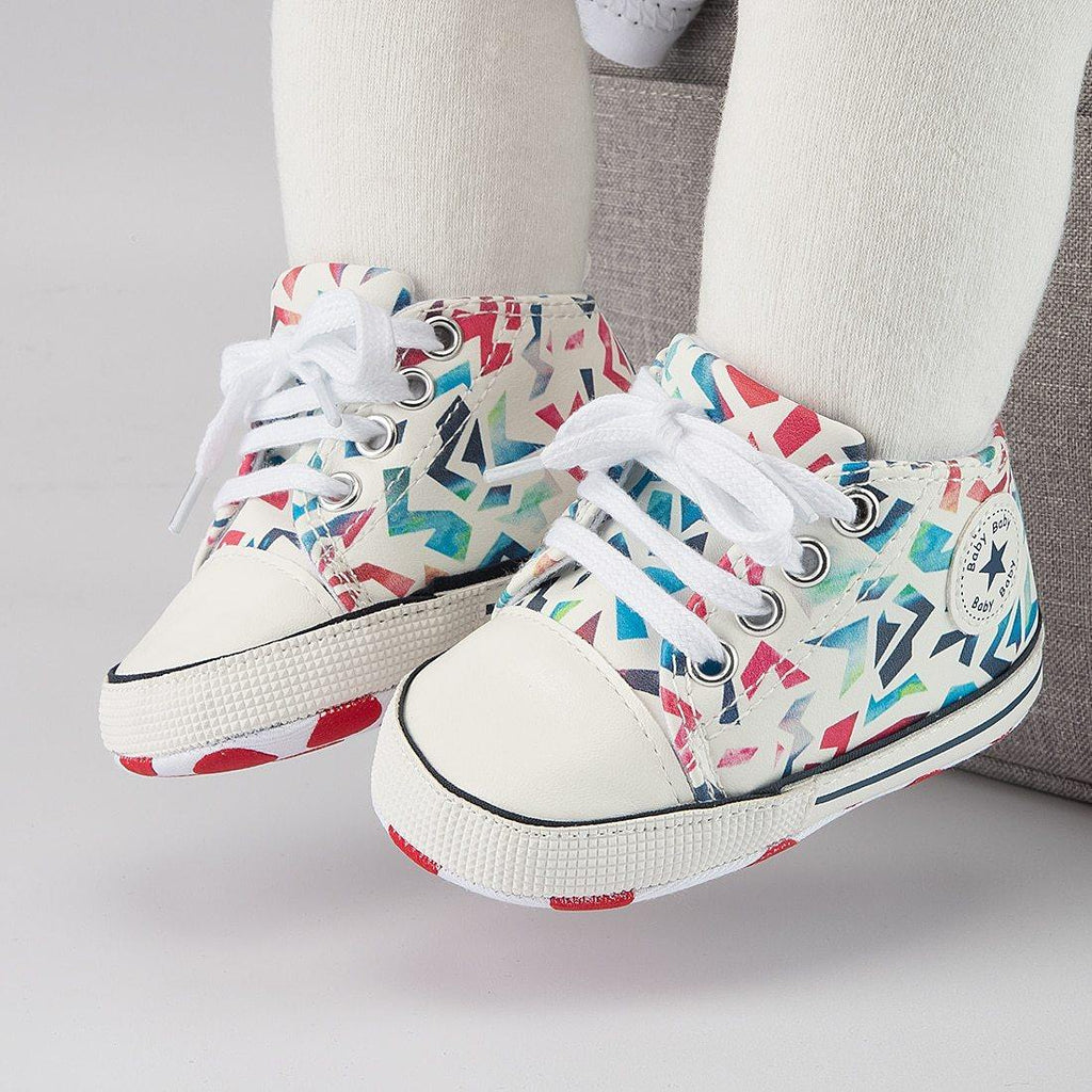 Mix-Colors Sneakers | 0-18M - MonkeyPiggy