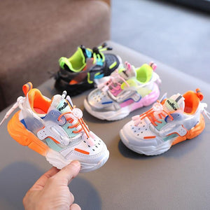 Sporty Outdoor Sneakers | 0-4Y - MonkeyPiggy