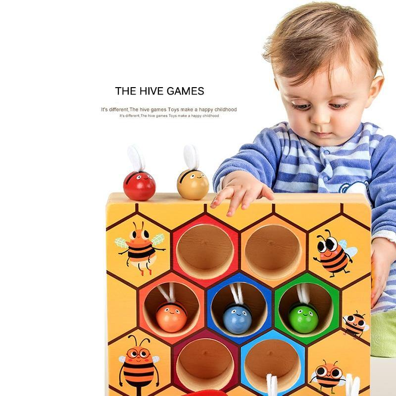 Hive Game Board - MonkeyPiggy