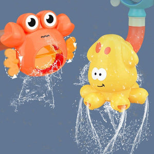 Baby Bathing Toys (Octopus) - MonkeyPiggy