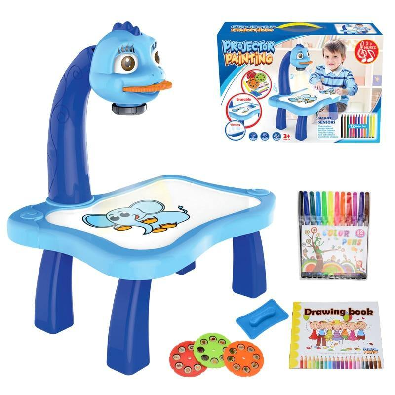 Led Projector Art Drawing Desk - MonkeyPiggy