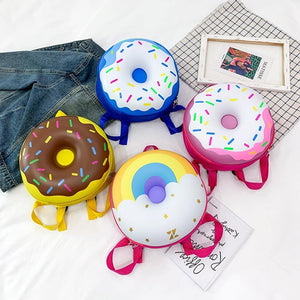 Donut Rainbow Backpack - MonkeyPiggy